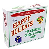 Christmas Carols & Songs Game - Includes the best and and most popular Christmas carols and songs in one great board game. Add it to your collection of Christmas party games!