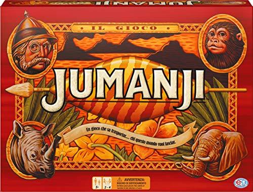 Editrice Giochi - CGI ADG Jumanji The Game EIT 6045570