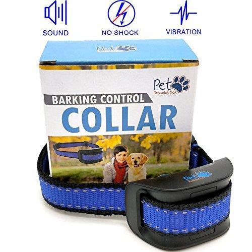 SALE! NO SHOCK Humane Bark Control Collar