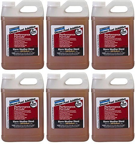 Stanadyne Performance Formula Warm Weather Blend | Case of 6-1/2 Gallon Jugs 43572
