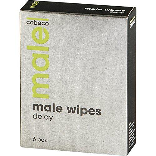 Male TOALLITAS RETARDANTES para EL Hombre