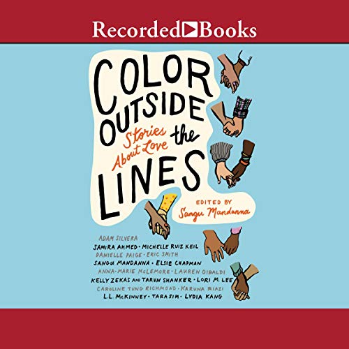 Color Outside the Lines audiobook cover art