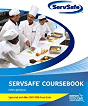 ServSafe Course Book Fifth Edition, Updated with 2009 FDA Food Code (5th Edition) (MyServSafeLab Series)