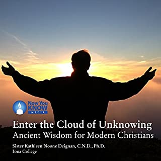 Enter the Cloud of Unknowing cover art