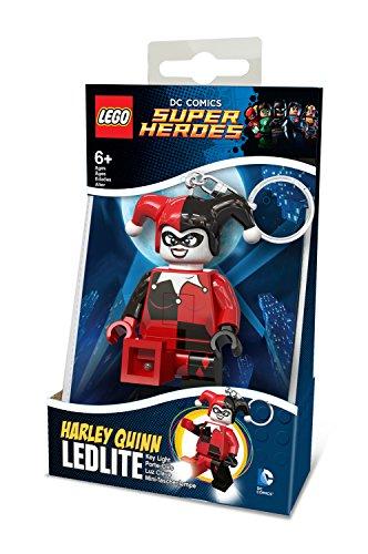 LEGO - DC Superheroes Harley Quinn mini linterna, 7,6 cm (100005) , color/modelo surtido