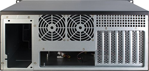 INTER-TECH Servergehäuse IPC 4U-4088-S, 45cm