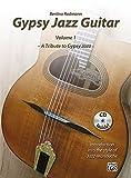 Gypsy Jazz Guitar, Vol 1: A Tribute to Gypsy Jazz * Introduction into the style of Jazz-Manouche (Book & CD) by Bertino Rodmann (2013-04-08)