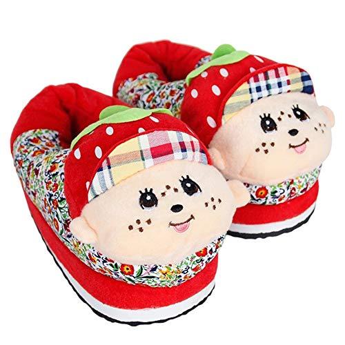 HLSUSAN 1 Paar USB Fußwärmer Elektrische Heizung Plüsch Pantoffeln Aufheizbare Hausschuhe Abnehmbare Waschbare für Büro am Schreibtisch und Zuhause,03