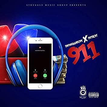 911 (feat. Detroit)