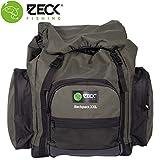 Zeck Backpack XXL 55x40x55cm- Angelrucksack für Tackle & Köder, Rucksack für Wallerangler &...