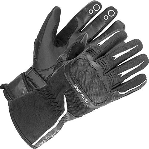 Büse Open Road Touring Handschuhe 10 (XL) Schwarz/Weiß