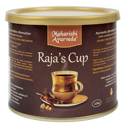 Maharishi Ayurveda Raja's Cup Pulver, Bio, indisch, koffeinfrei, 228 g / Pulver