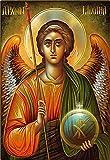 NQYJW Diy 5D Kits de pintura de diamante Set Mosaico Pintura Decoración de pared Artes, manualidades y regalos-Ángel religioso 40X50Cm