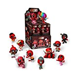 Funko Mystery Mini Deadpool 30th Anniversary - Manufacturers Display Case of 12