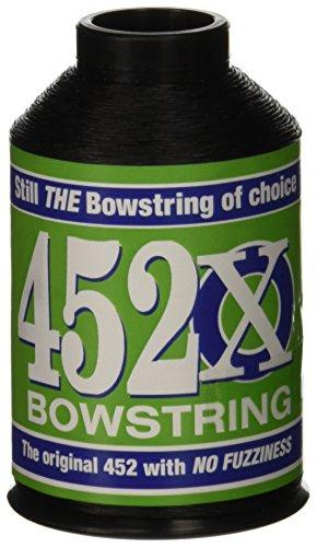 BCY 452X 1/4 lb Black String