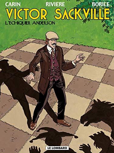 Victor Sackville, tome 17 : L'Echiquier Anderson