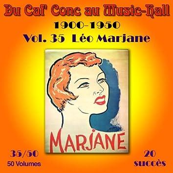 Du Caf' Conc au Music-Hall (1900-1950) en 50 volumes - Vol. 35/50