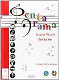 Pentagrama Pre-lenguaje Musical (INICIACIÓN) (Pentagrama Lenguaje Musical)