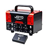 JOYO JACKMAN II (JCM800) BanTamp XL Series Mini Amp Head 20 Watt Preamp 2 Channel Hybrid Tube Guitar Amplifier with Bluetooth