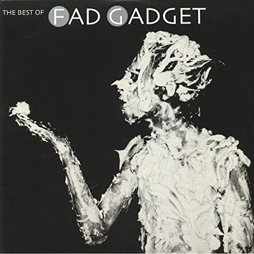 The Best of Fad Gadget (Silver Colored Vinyl) [Vinyl LP]