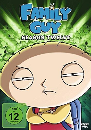 Family Guy - Season Twelve [3 DVDs]