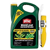 Best Lawn Weed Killers - Ortho WeedClear Weed Killer for Lawns: with Comfort Review