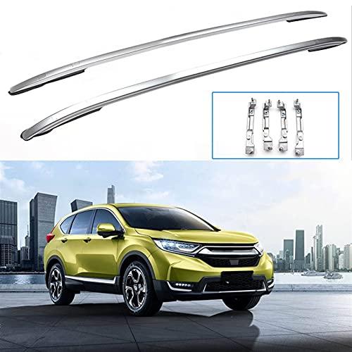 Xuefeng Barras de Portador de Equipaje de automóviles Top Cross Bar Rack Rail Boxes Techos para Honda CRV CR-V 2018-2020