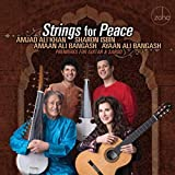 Strings for Peace - Premieres for Guitar and Sarod...