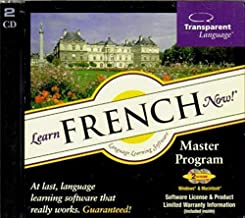 Learn French Now, Deluxe Edition CD Set