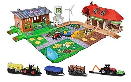 Majorette Creatix Big Farm Set