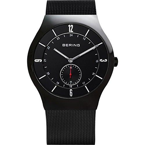 Bering Time 11940-222, Orologio da polso Uomo Quarz Acciaio Inossidabile,...