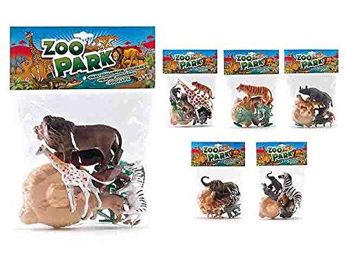 Animaux Zoo C/acc.9PZ 37540