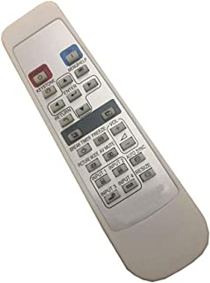 Easy Replacement Remote Control for Sharp PG-LX3000 PG-F211X XG-PH50X-NL XR-32X DLP Projector