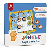 Alician Magnetic Sudoku Children s Logic Toys Jungle Pond Forest Farm Animal Chessboard Palace Grid Game Jungle Kid Toys