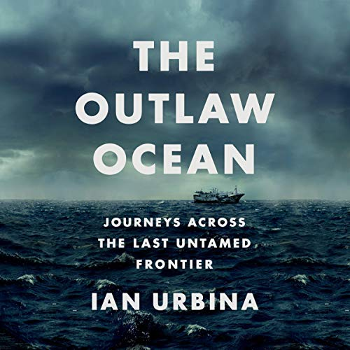 Page de couverture de The Outlaw Ocean