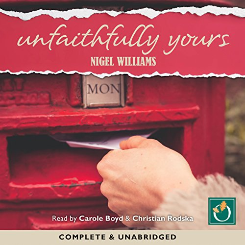 Unfaithfully Yours audiobook cover art