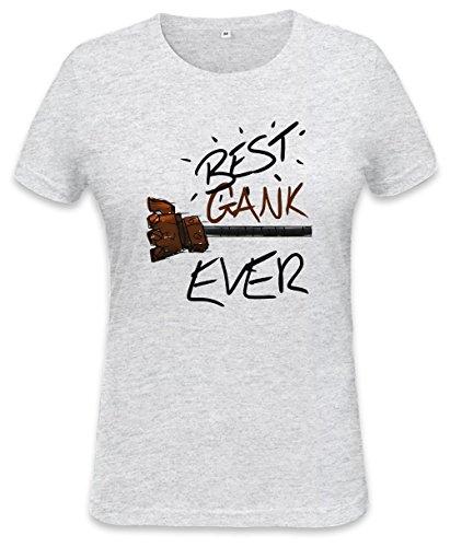Best Gank Ever Womens T-shirt Small