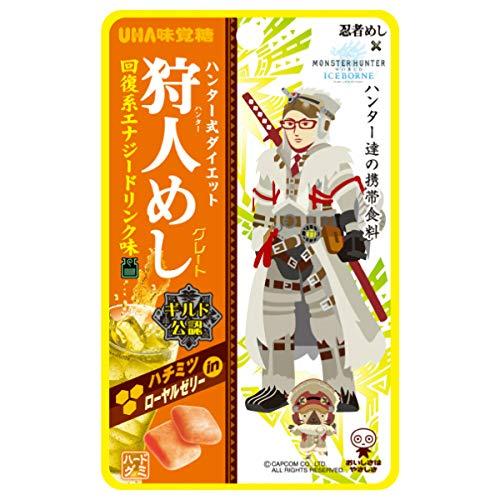 味覚糖 忍者めし 回復系エナジードリンク味 20g  40袋入(10×4)