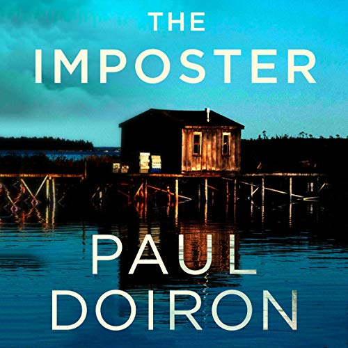 The Imposter  By  cover art