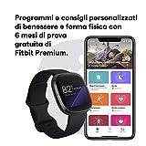 Zoom IMG-1 fitbit sense smartwatch evoluto con