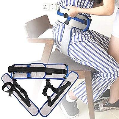 YLD Standing Aids Gait Belt Nursing Belt Patient Walking Safety Lift Sling Slide Wheelchair and Bed Transport Nursing 610