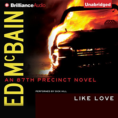 Like Love audiobook cover art