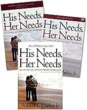 Willard F. Harley, Jr. - His Needs, Her Needs: Building an Affair-Proof Marriage Full Set