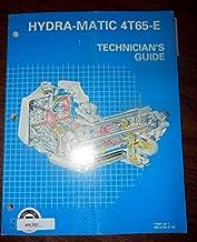 Hydra-Matic 4T65-E Transmission Transaxle Manual
