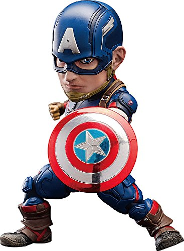 Beast Kingdom Marvel Avengers Age of Ultron Egg Attack Action Captain America Action Figurine