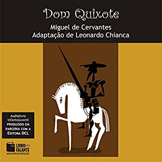 Dom Quixote [Portuguese Edition] cover art