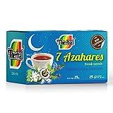 Té 7 Azahares 25 Sobres - Cafeine Free Tea- Therbal