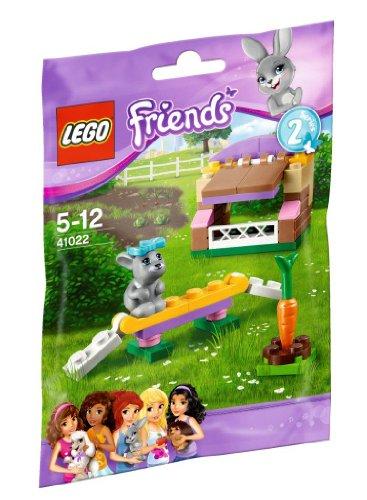 Lego 41022 Hasenhaus Friends