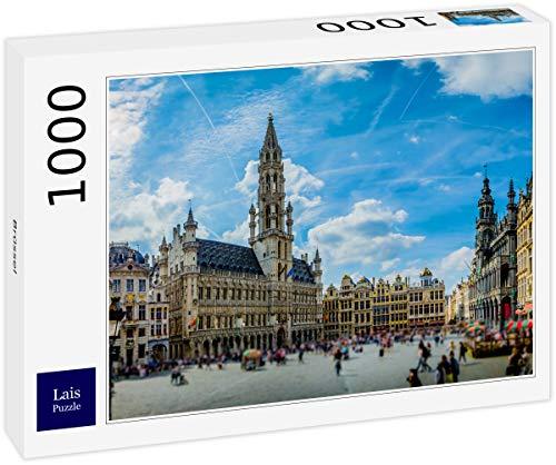 Lais Puzzle Bruselas 1000 piezas