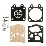 Sconosciuto 4X Guarnizione Carburatore Diaframma Riparazione Kit per Zenoah G3800 Motosega 45cc 38cc